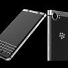 BlackBerry presentó su nuevo smartphone con teclado