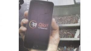 Qkr! aplicación de pagos de Mastercard
