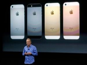 iPhone, el SE