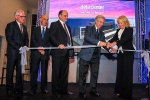Inauguración Data Center. Gentileza: Antel