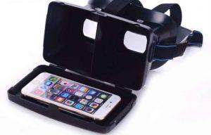 iphone, realidad virtual
