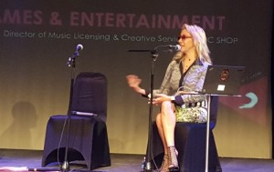Mary Nunez, Sony Music Entertainment